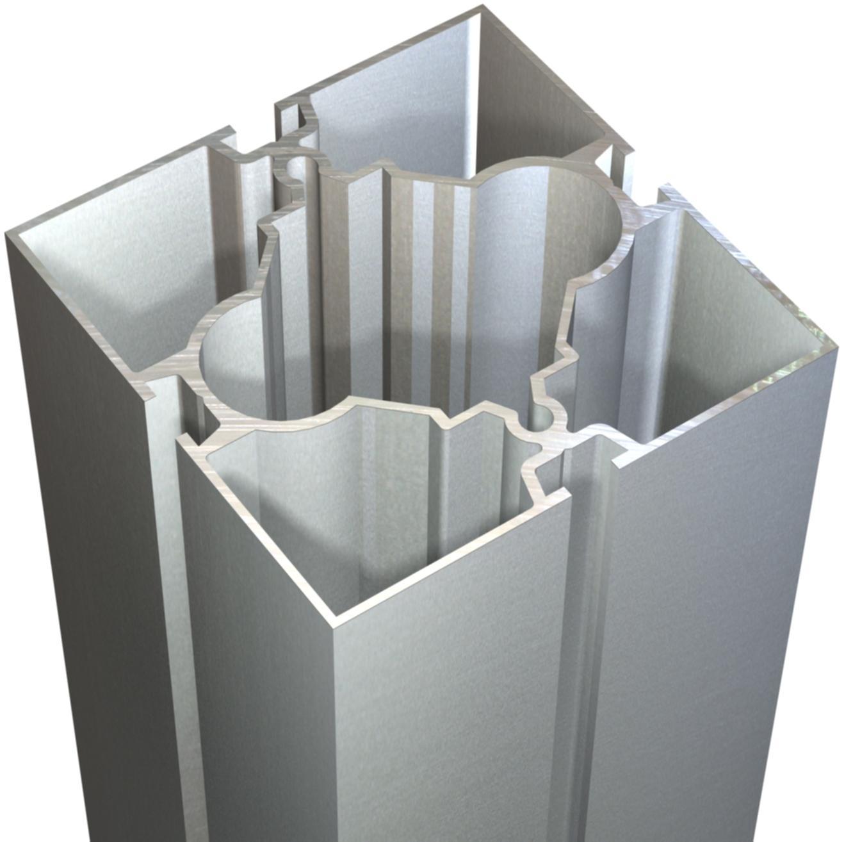 Shopmade Standbouw Aluminiumsysteem
